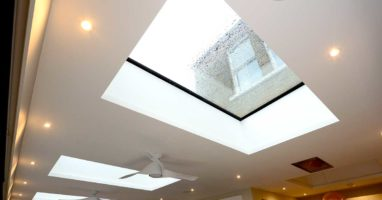 Replacement Flat Roof Lights Weybridge