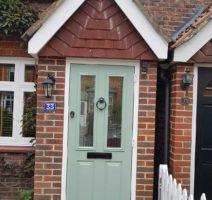 Replacement Composite Doors Epsom