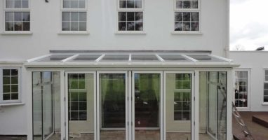 Bi-folding doors Weybridge