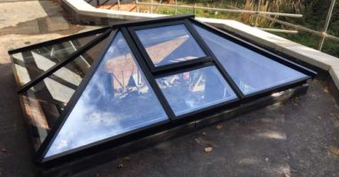 Modern Roof Lanterns Surrey Weybridge