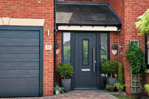 composite entrance door surrey