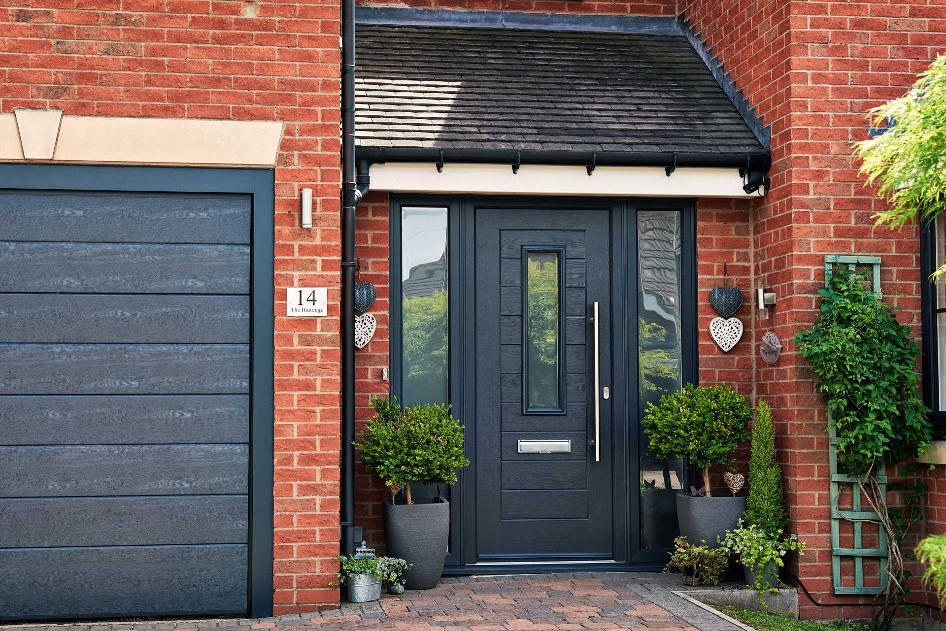 composite entrance door surrey