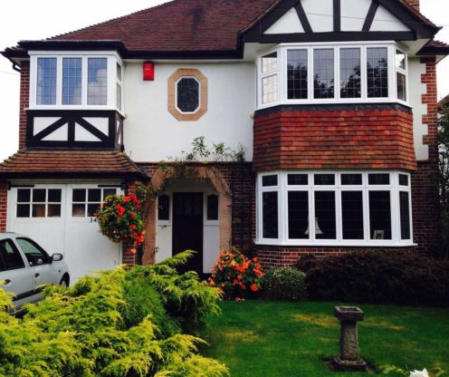 Replacement Aluminium Windows Surrey