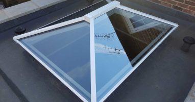 Aluminium Lantern Roofs Weybridge