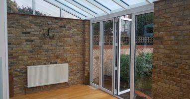 Aluminium BiFold Doors Weybridge