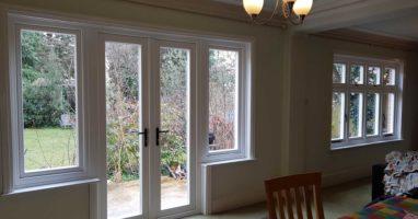 replacement upvc doors prices weybridge