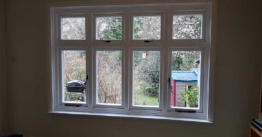 Residence 9 Flush Casement Windows Epsom