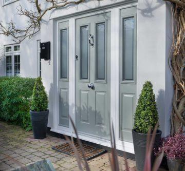 composite doors installed in weybridge