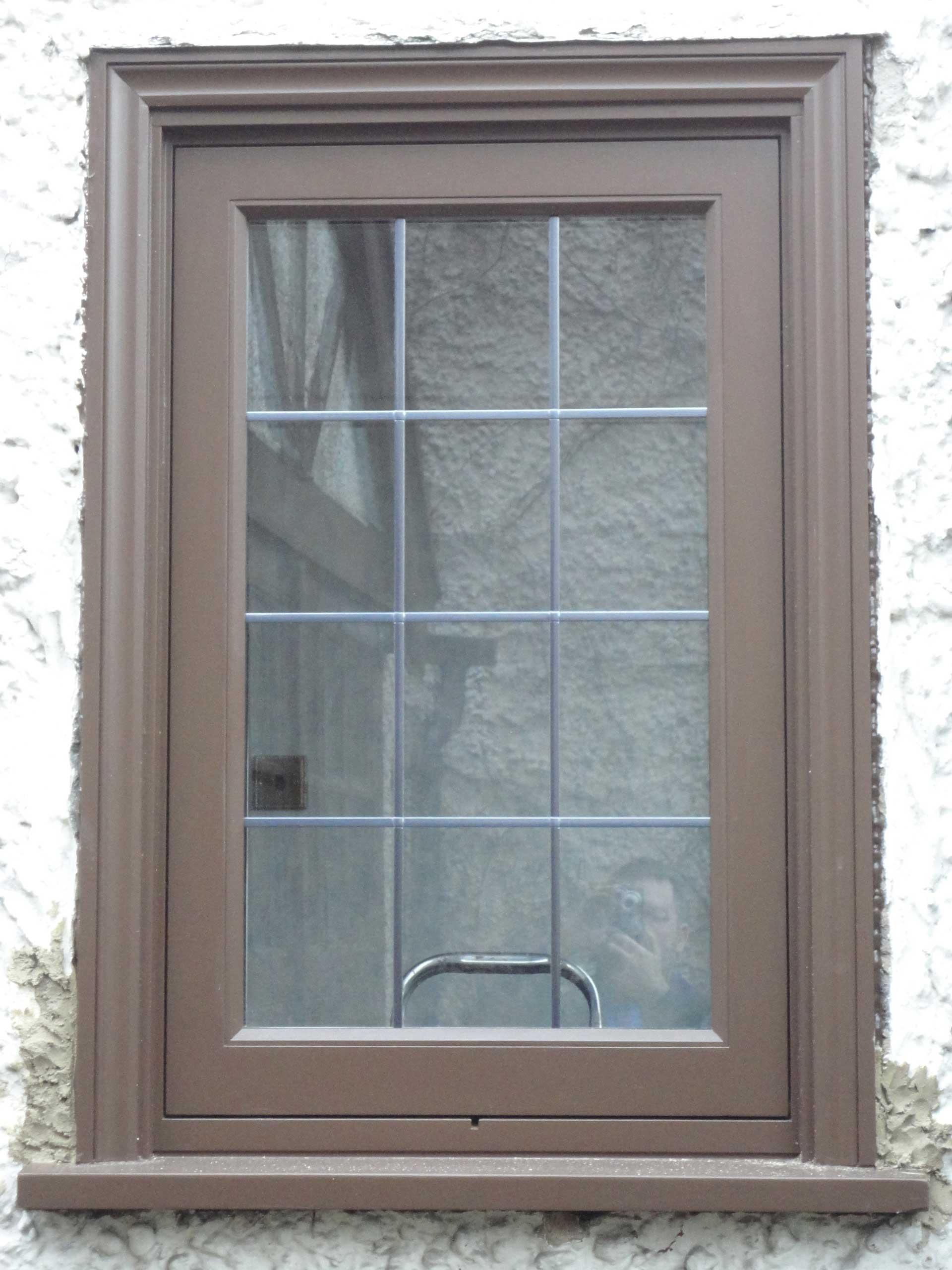 timber windows installed in weybridge