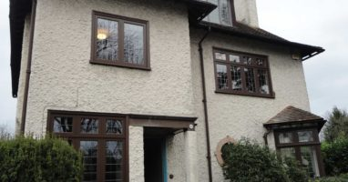 new timber windows surrey