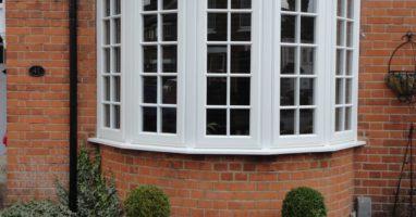 bow and bay windows installed in weybridge