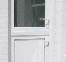 White Stable Door Costs