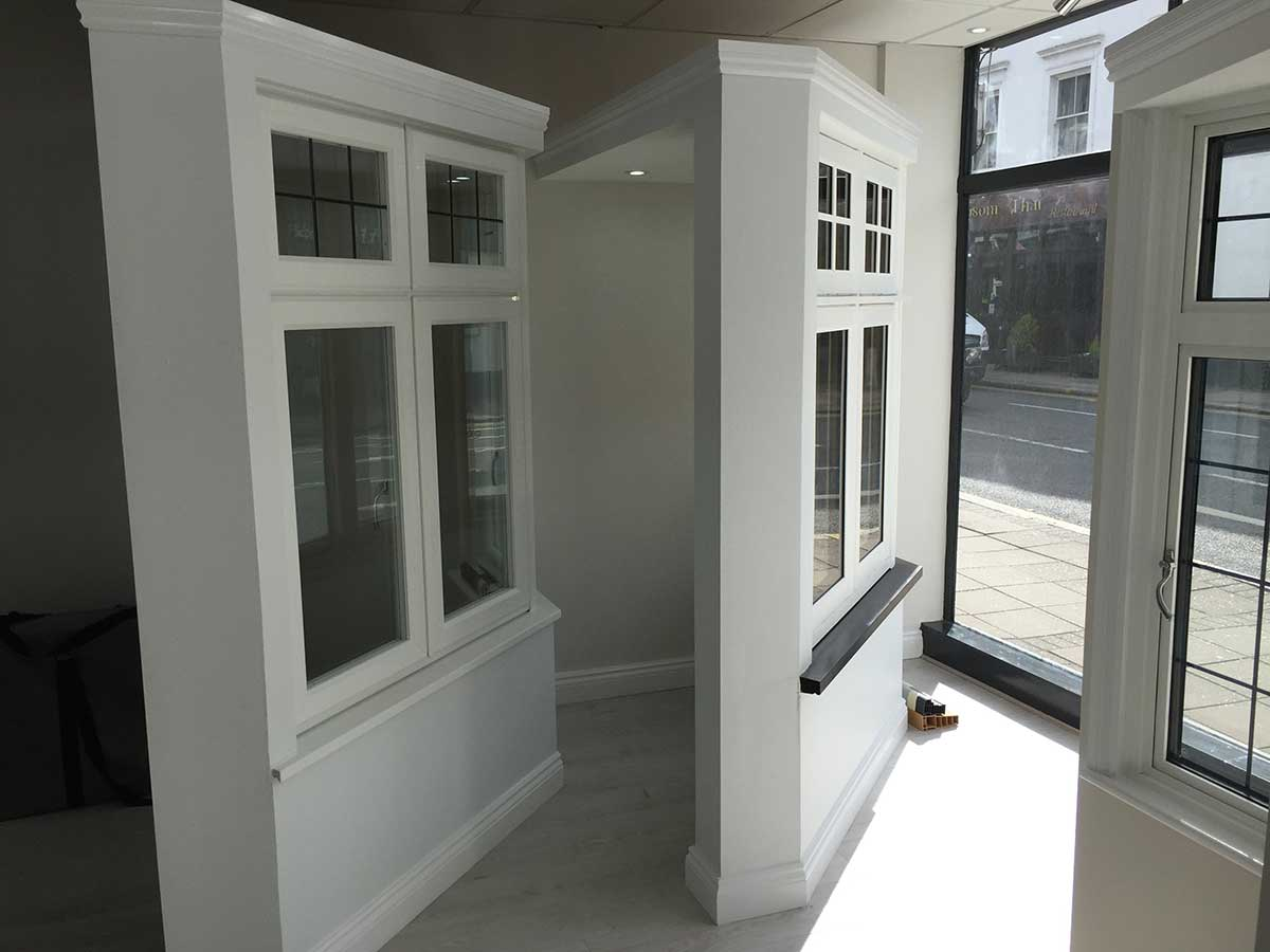 Double Glazing Showroom Epsom