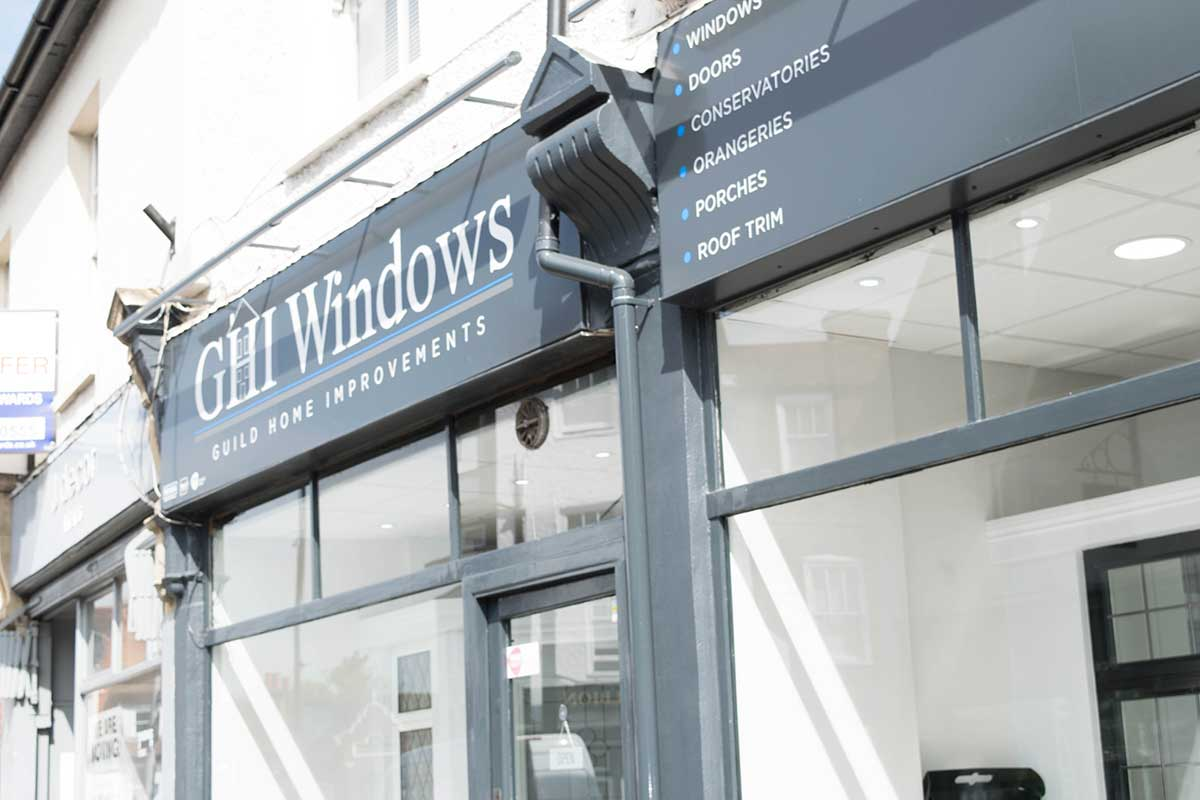 Epsom Double Glazing Showroom Surrey