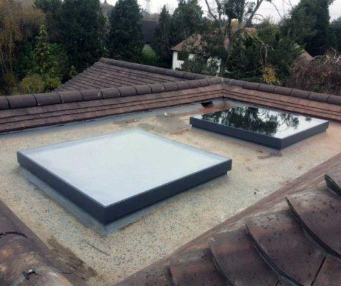 flat roof costs weybridge