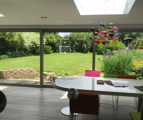Aluminium Patio Doors Weybridge