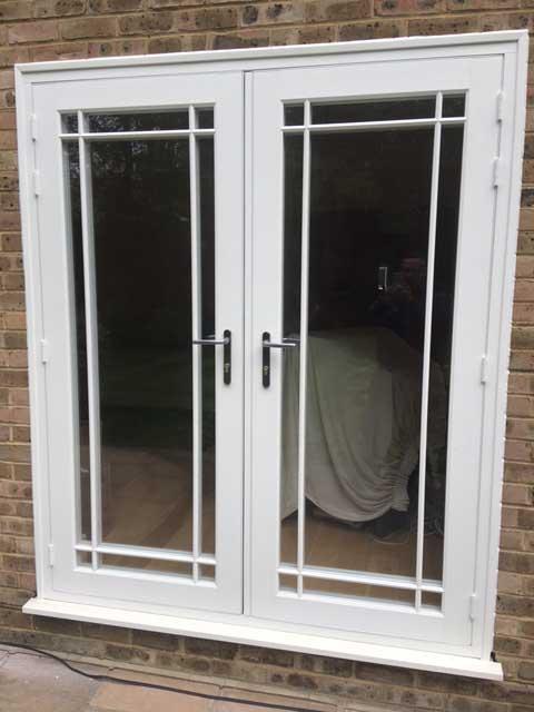 new extension doors weybridge