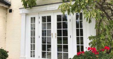 french doors installed in epsom
