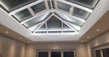 Roof Lanterns for Extension Weybridge