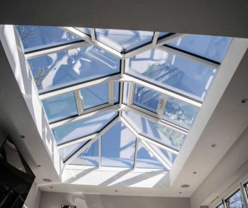 Atlas Roof Lanterns Weybridge Surrey