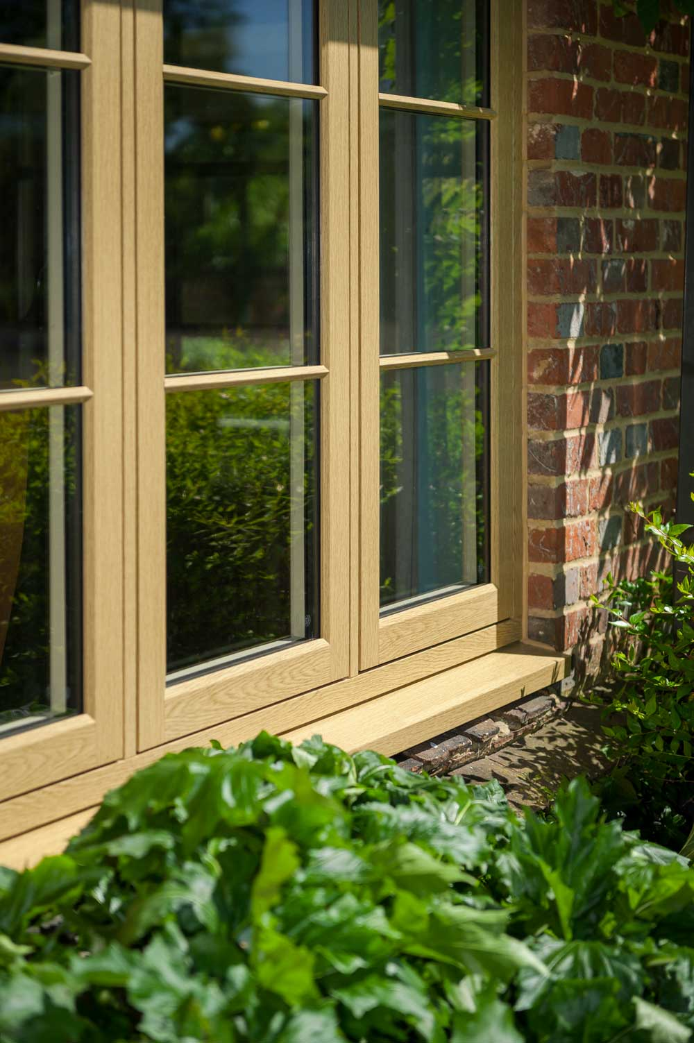 Residence 7 Flush Casement Windows