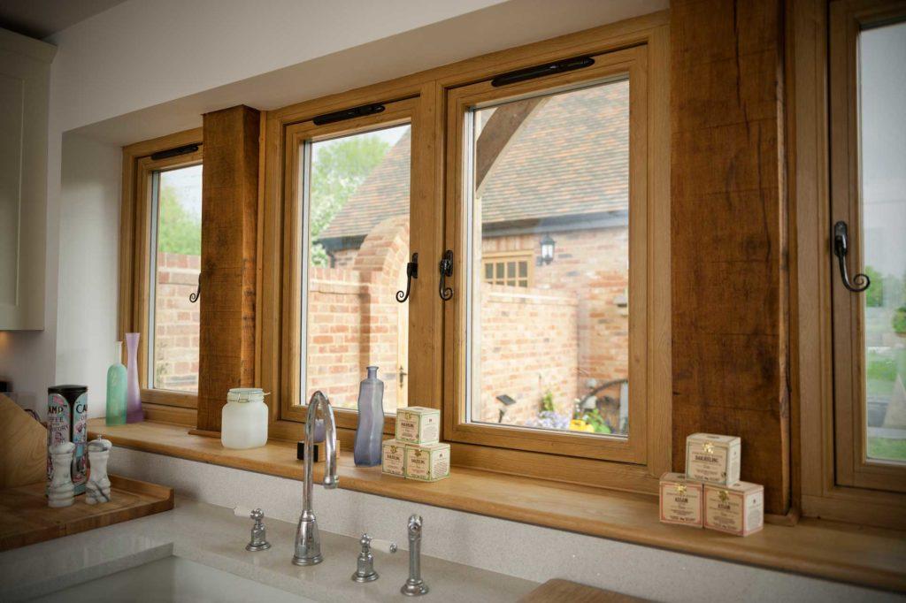 timber replica windows, surrey