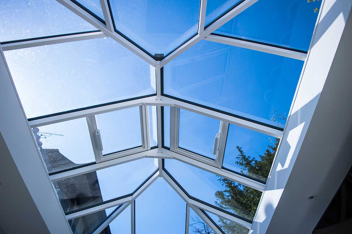 Roof Lantern Prices Weybridge