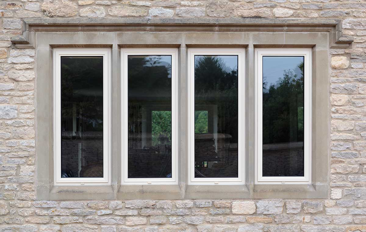 Slim Metal Windows Weybridge Surrey