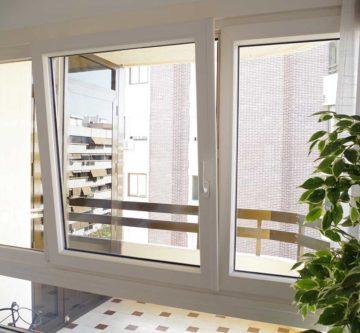 traditional uPVC tilt and turn windows Surrey