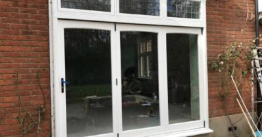 new timber doors weybridge, surrey
