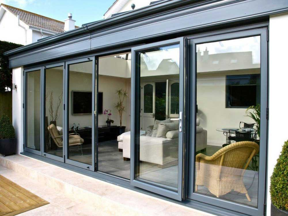 Replacement Bi-Fold Doors Weybridge