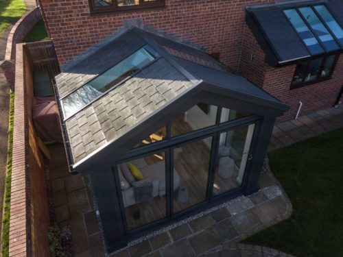 tiled conservatory roofs installed in weybridge