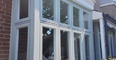 Flush Casement Window Weybridge