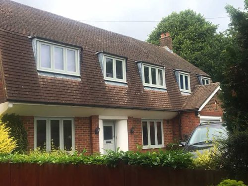 Weybridge Flush Casement Windows
