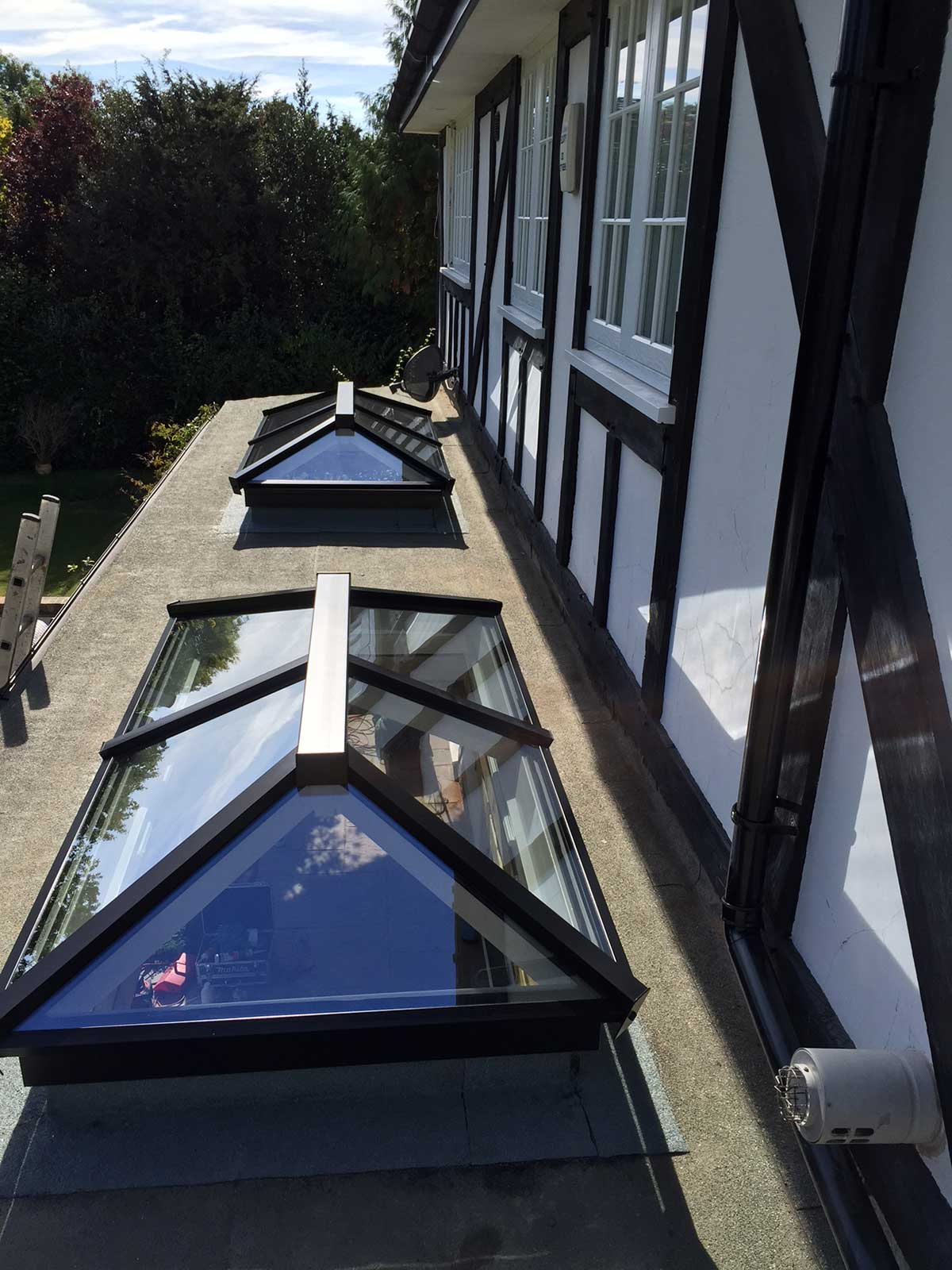 Flat Roof Lanterns Weybridge