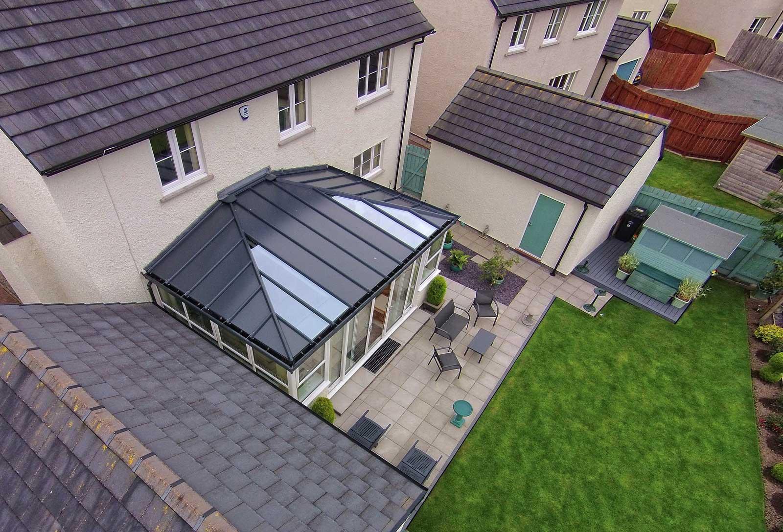 solid roofs installed in weybridge