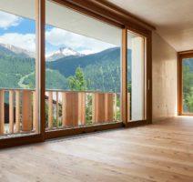 Extension Timber Doors Surrey