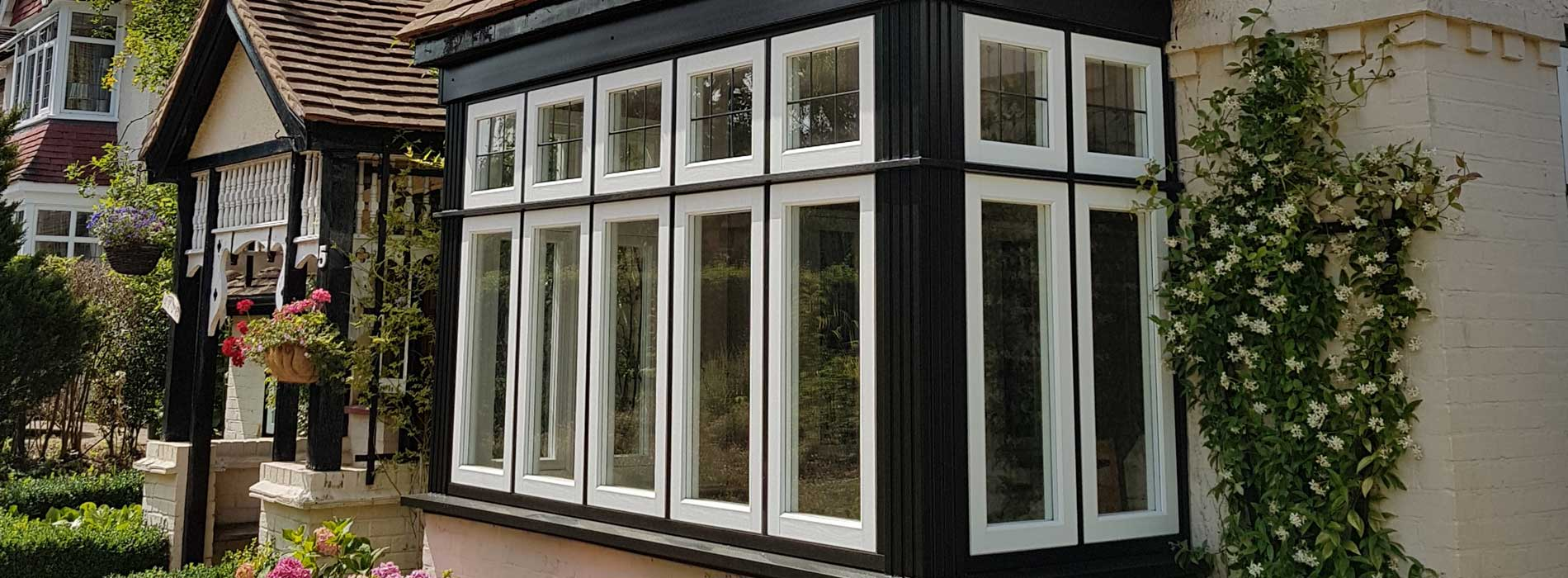upvc window styles, Surrey