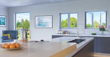 AluK Aluminium Windows Epsom