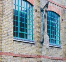 Coloured Aluminium Windows Epsom