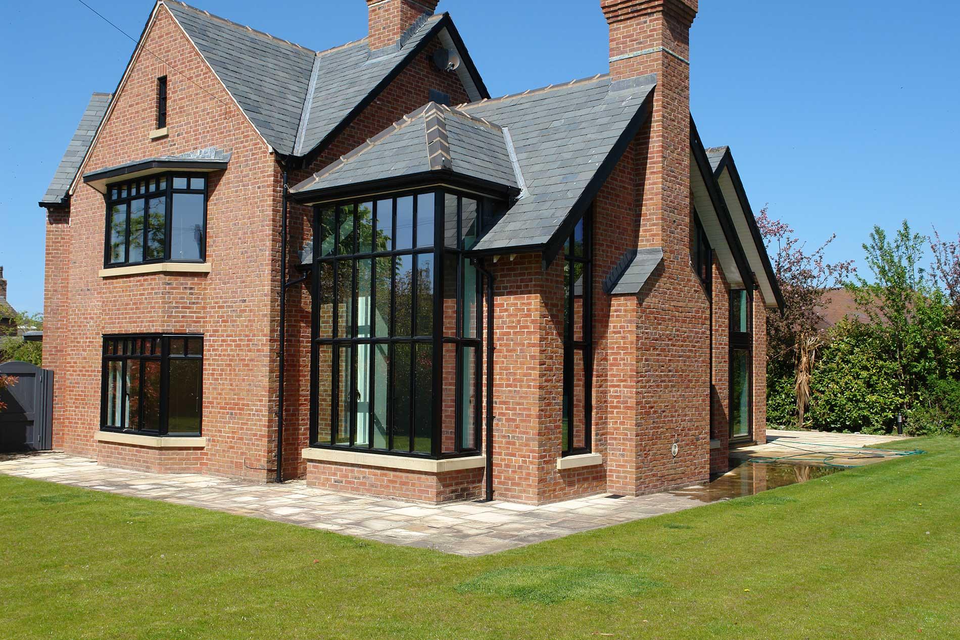 origin aluminium windows surrey