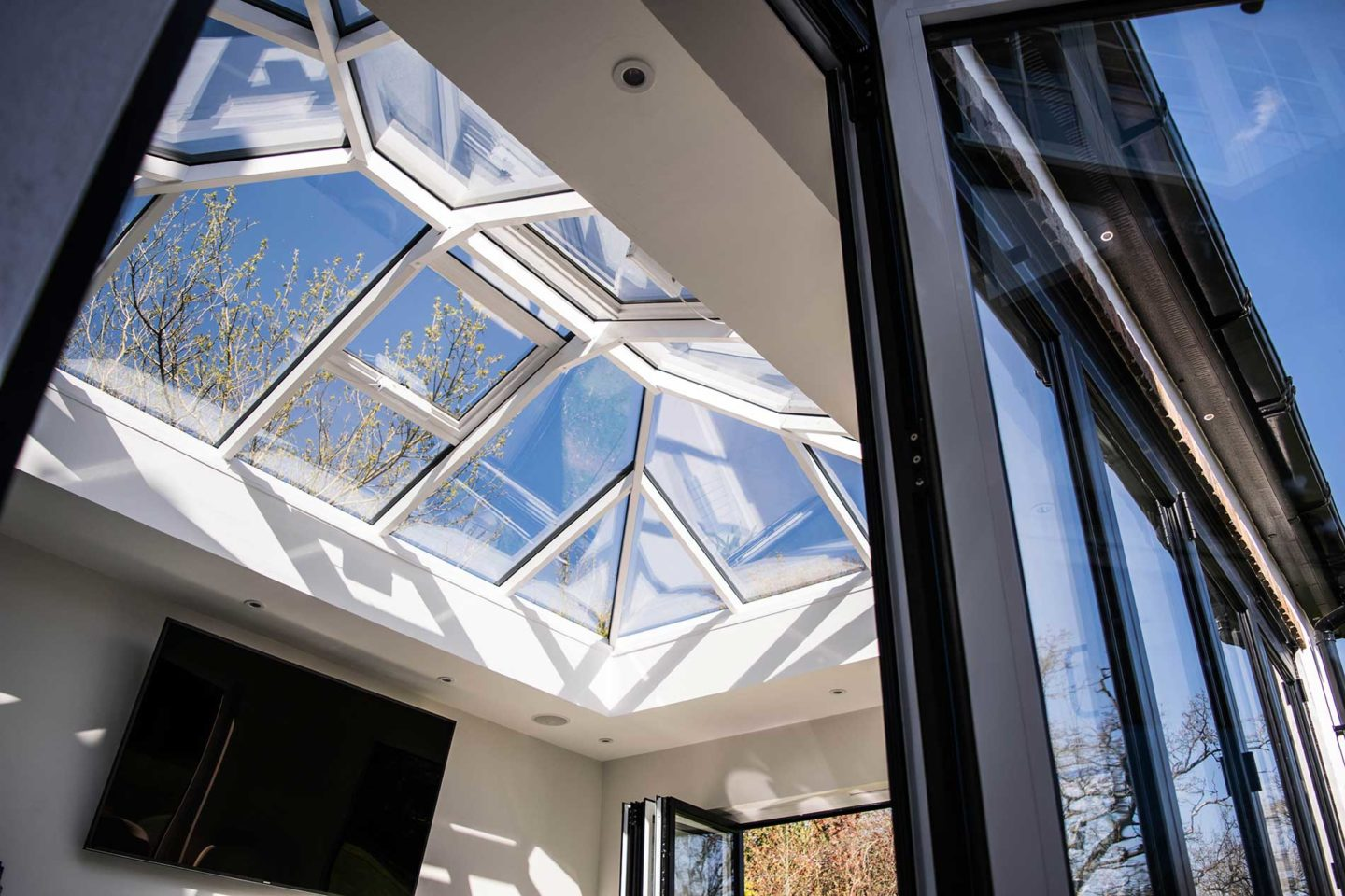 Double Glazed Roof Lanterns Esher