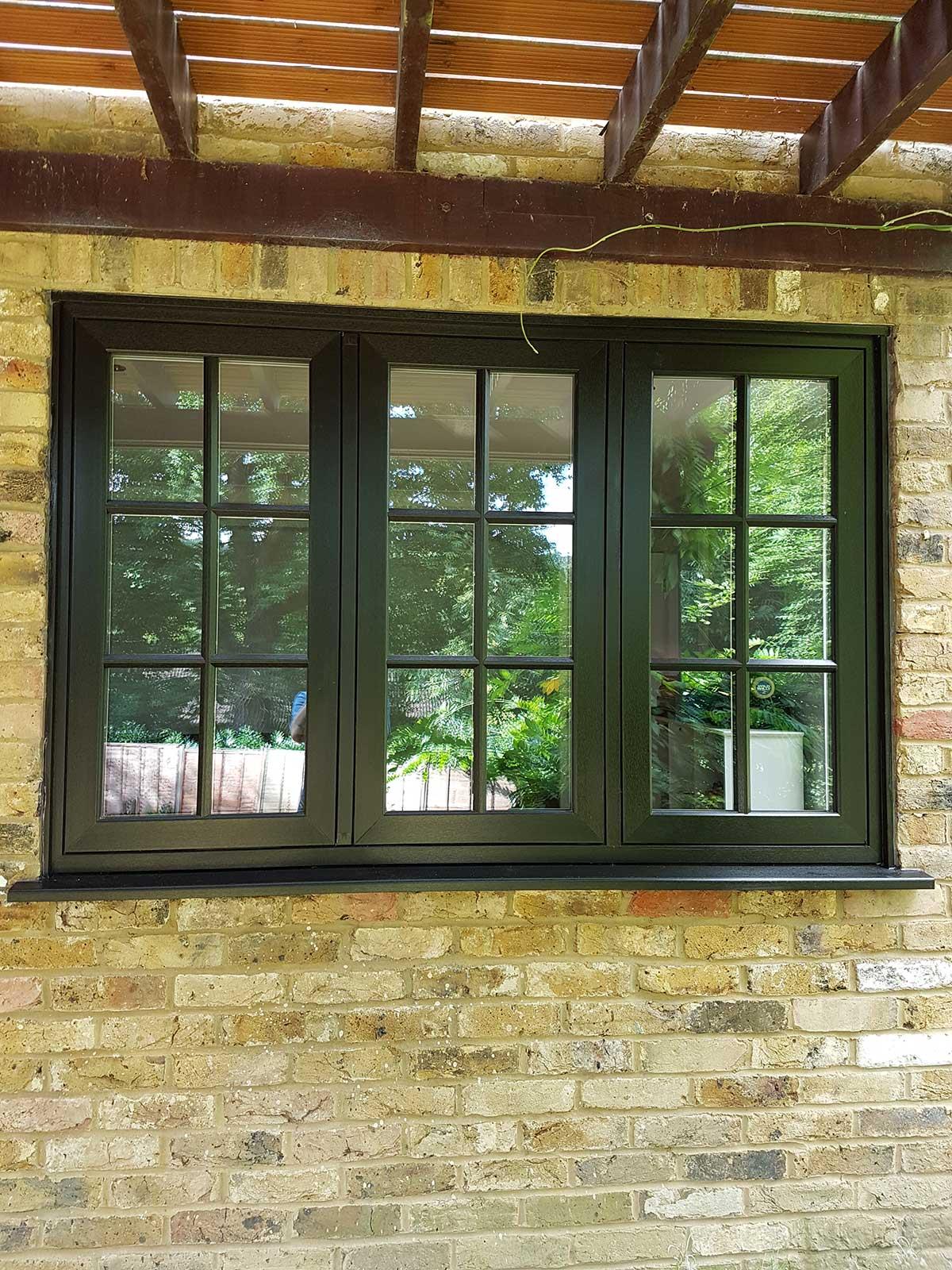 Flush Casement Windows in Epsom