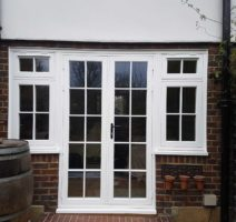 uPVC Patio Doors Epsom
