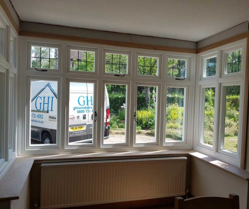 uVPC Casement Windows Esher