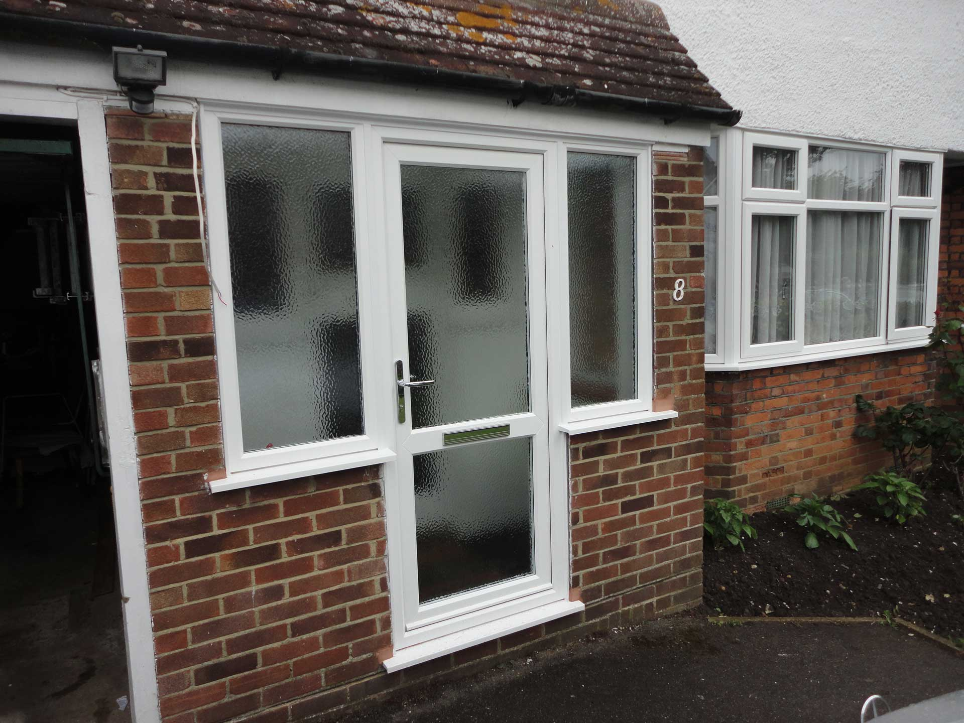 uPVC Doors Prices Epsom