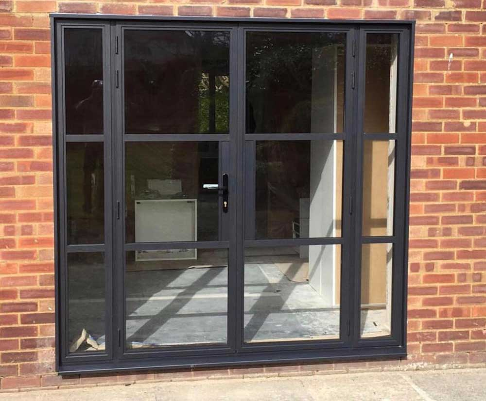 Steel alternative doors weybridge