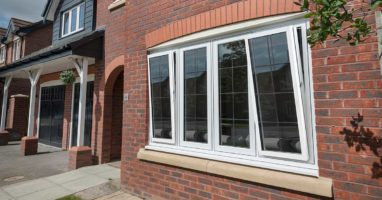 Tilt Turn uPVC Windows Esher