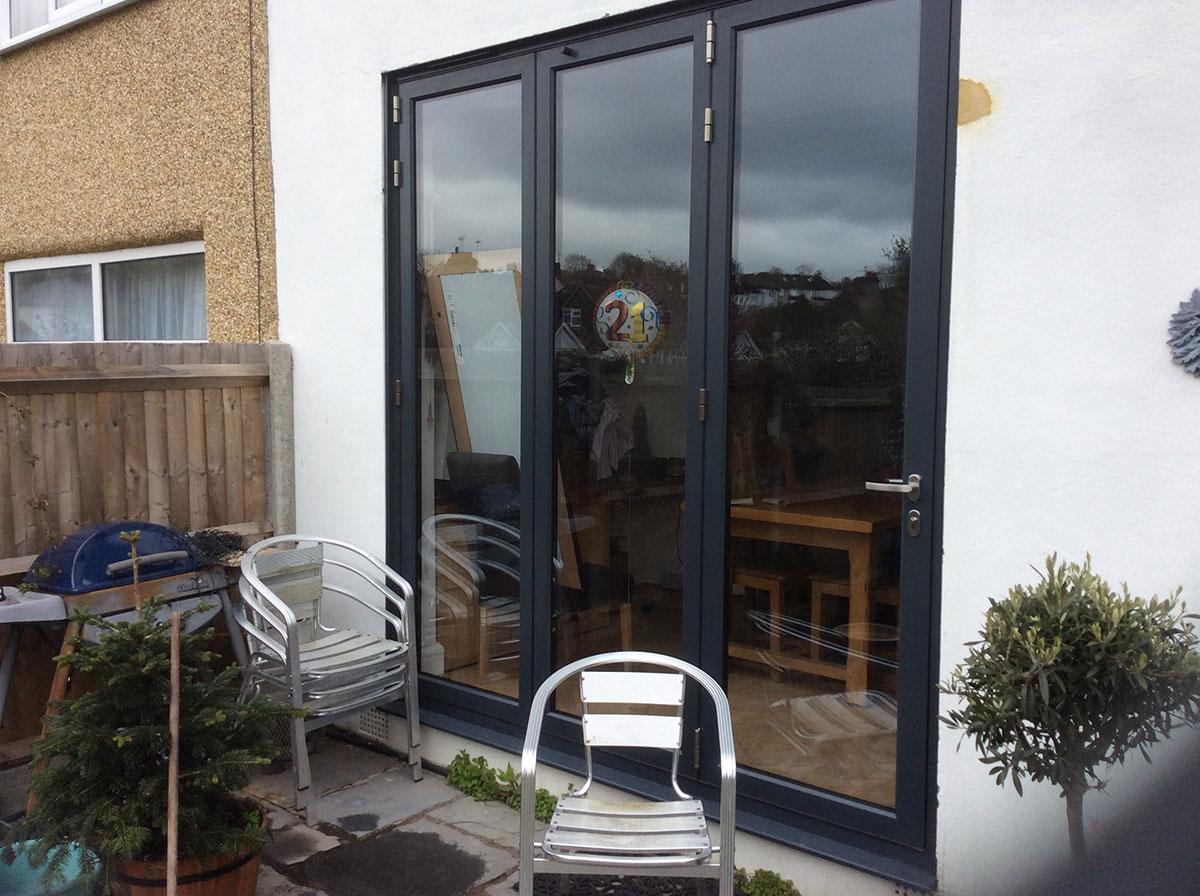 origin aluminium bifold doors surrey