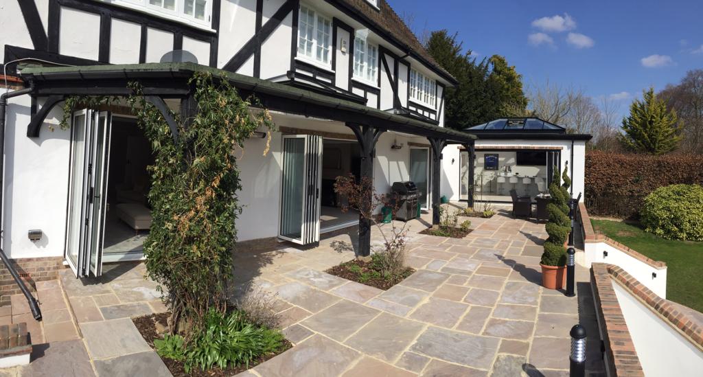 Aluminium BiFold Doors Weybridge Surrey